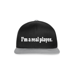 PLAYER - Snapback Cap