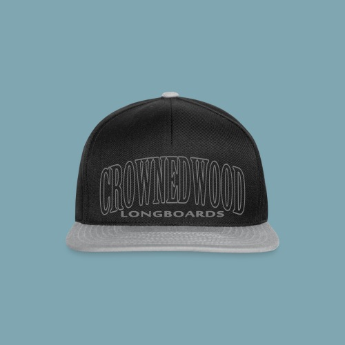 CROWNEDWOOD_Longboards - Snapback Cap