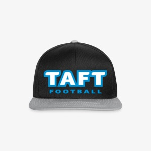 4769739 124019410 TAFT Football orig - Snapback Cap