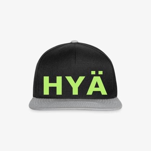 hyä - Snapback Cap
