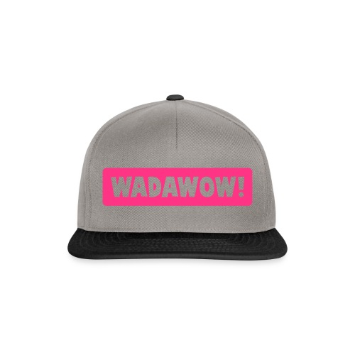 wadawow2 - Casquette snapback