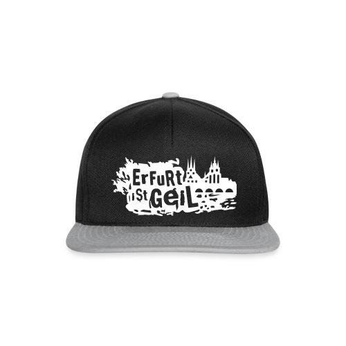 Erfurt ist geil klein - Snapback Cap