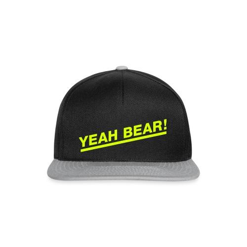 Yeah Bear! - Snapback Cap