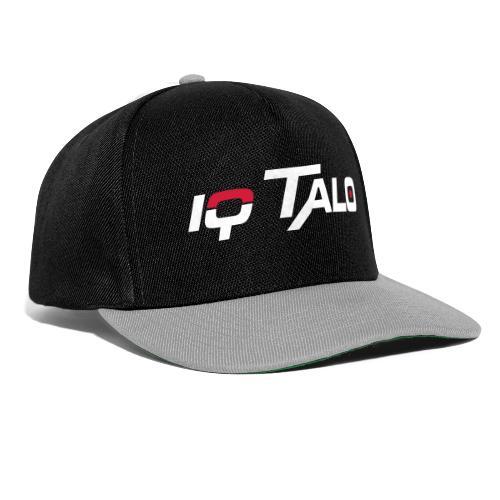 Logo_IQ_Talo_cmyk - Snapback Cap