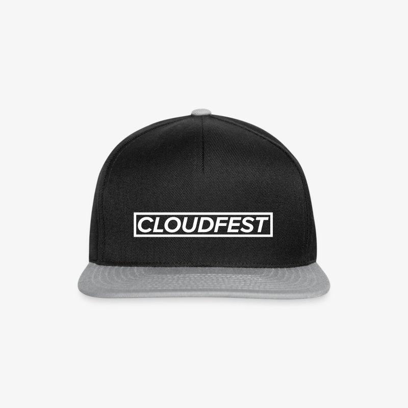 Cloud Festival - Snapback Cap