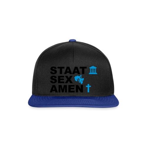 Staatsexamen / Staat Sex Amen - Snapback Cap