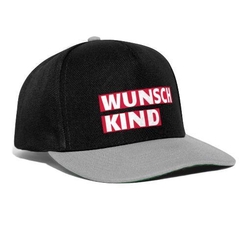 Wunschkind - Snapback Cap
