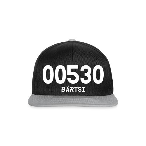 00530 BARTSI - Snapback Cap