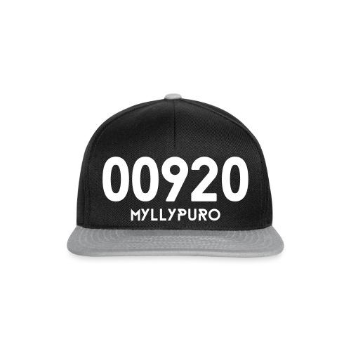 00920 MYLLYPURO - Snapback Cap
