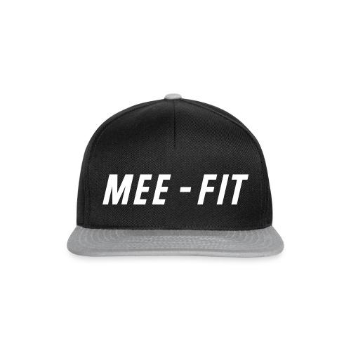 mee-fit-solid-01 - Snapback Cap