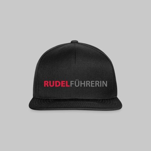 Rudelführerin - Snapback Cap