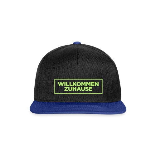 Willkommen Zuhause - Snapback Cap