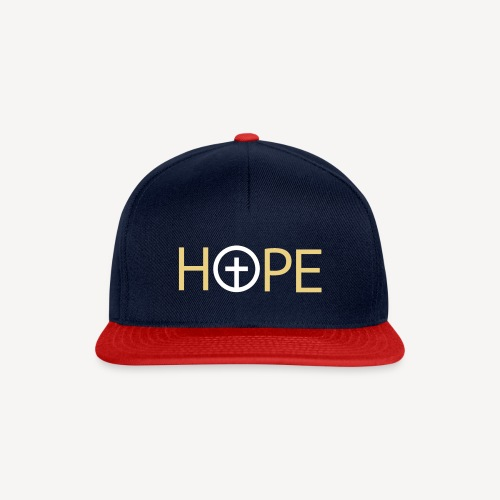 HOPE - Snapback Cap
