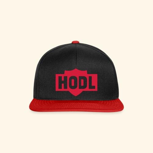 HODL TO THE MOON - Snapback Cap