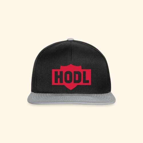HODL TO THE MOON - Snapback Cap