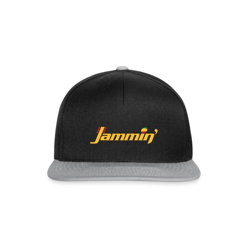 Jammin Color - Snapback Cap