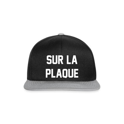 SLP Black - Snapback Cap