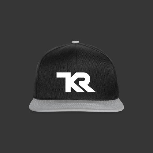 TKR Logo 2019 white - Snapback Cap