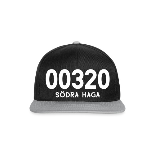 00320 SODRAHAGA - Snapback Cap