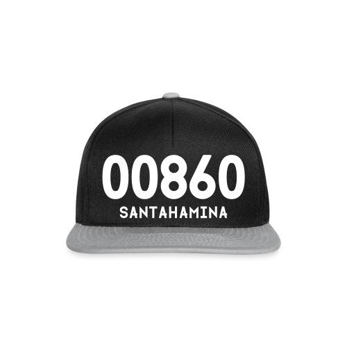00860 SANTAHAMINA - Snapback Cap