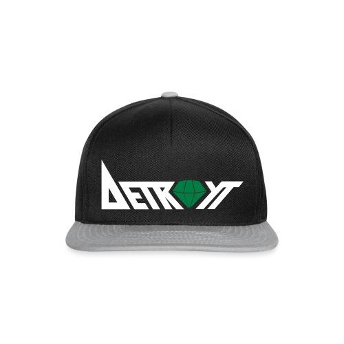 Detroyt Logo - Snapback Cap