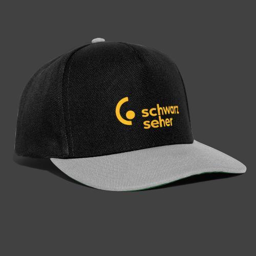 Schwarzseher - Snapback Cap