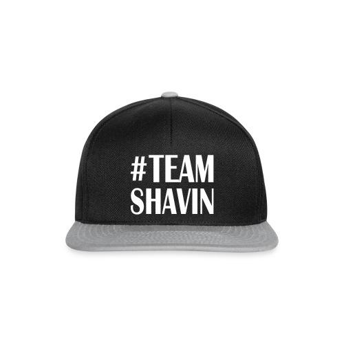 TeamShavin - Snapback Cap