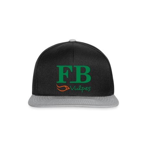 Logo mit Initialen - Snapback Cap