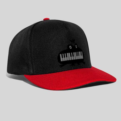Pianofrosch - Snapback Cap