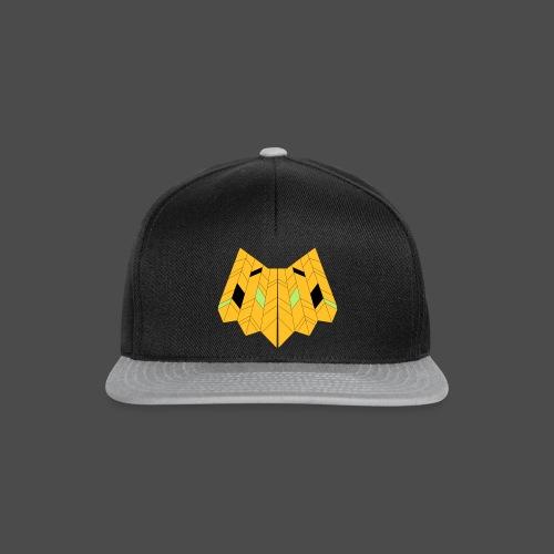 Owl Colour Redraw - Snapback Cap