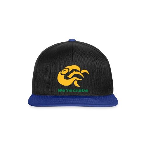 Crazycrab_Australia - Snapback Cap