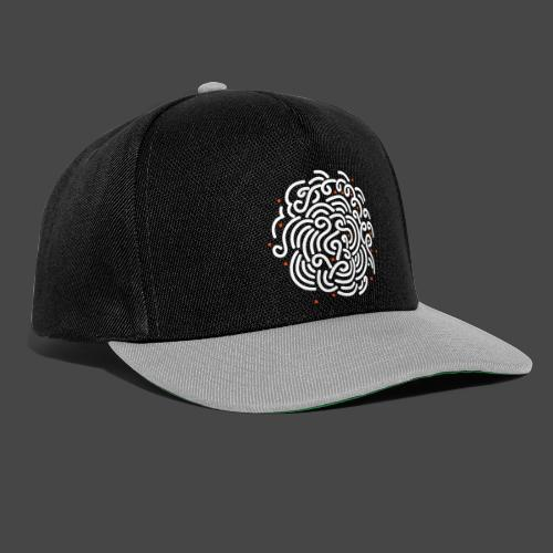 Bliss State 1 - Snapback Cap