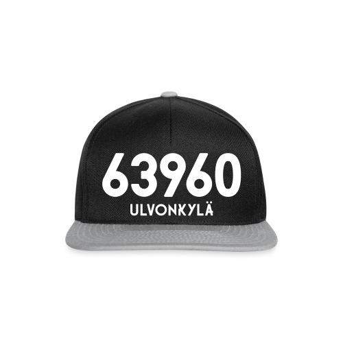 63960 ULVONKYLA - Snapback Cap
