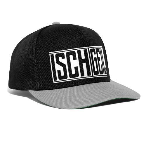 isch geil klein - Snapback Cap