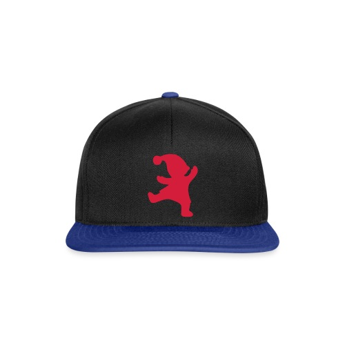 Santas helper - Snapback Cap