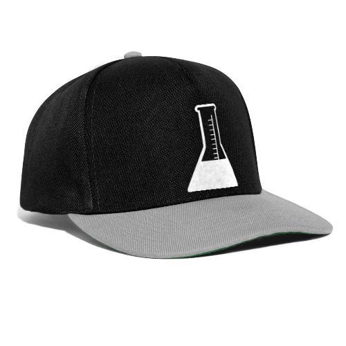 CHEMIE Weiß - Snapback Cap