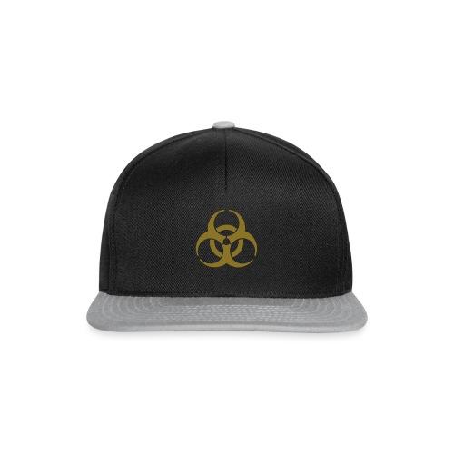 Biohazard symbol - Snapback Cap