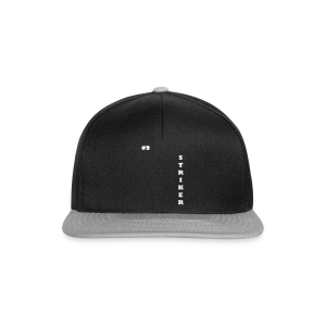 THE STRIKER #9 - Snapback Cap