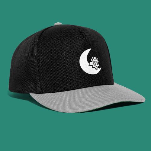 Mondblume svg - Snapback Cap