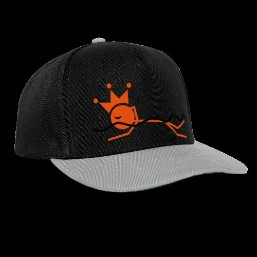 Zwemkoning - Snapback cap