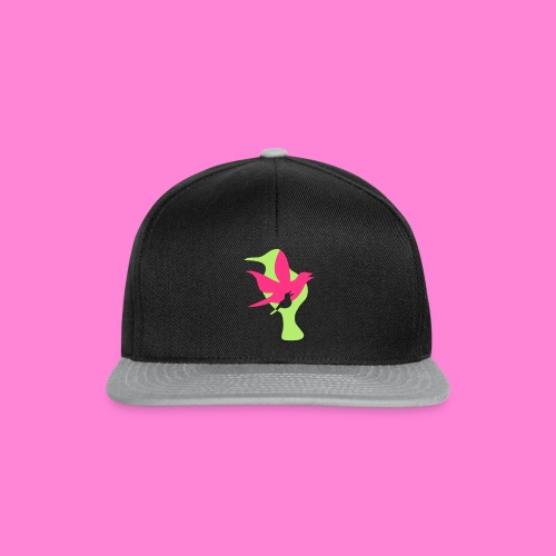 birds - Snapback cap