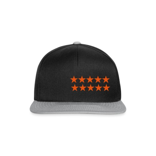 ratingstars - Snapback Cap