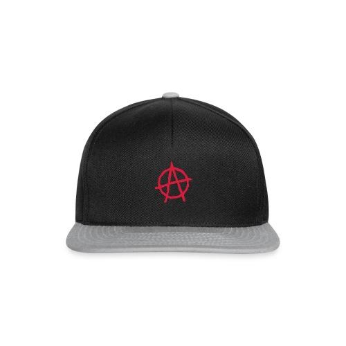 Anarchy Symbol - Snapback Cap