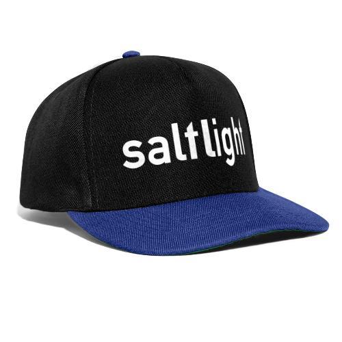 Saltlight WHITE - Snapback Cap
