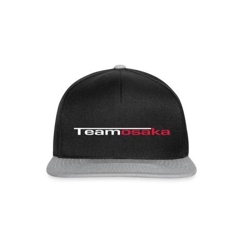 TeamOsaka Logo - Snapback Cap