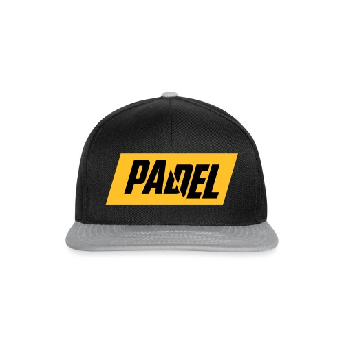 Padel - Snapback Cap