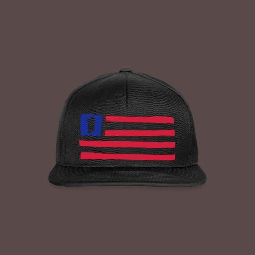 United States of Sardinia - orizzontale - Snapback Cap