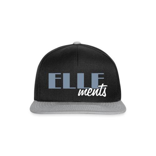 ELLEments1 - Snapback Cap