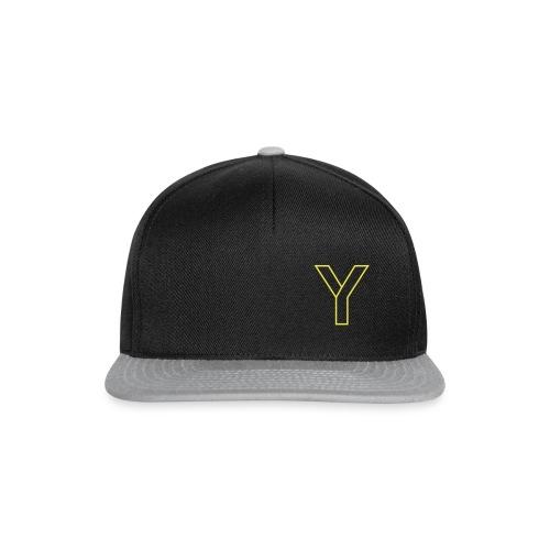 ChangeMy.Company Y Yellow - Snapback Cap