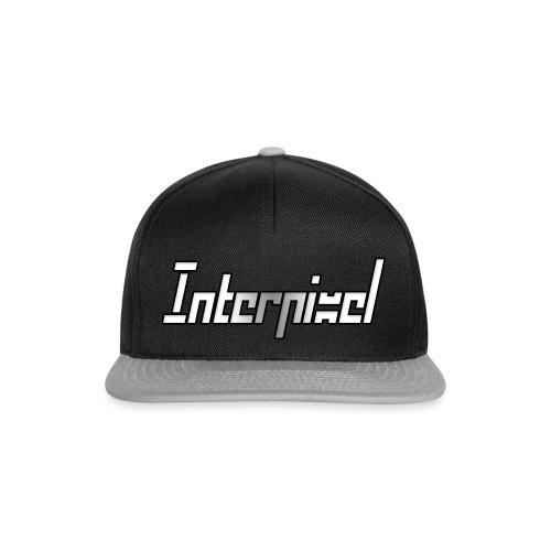 Interpixel Text - Snapback Cap